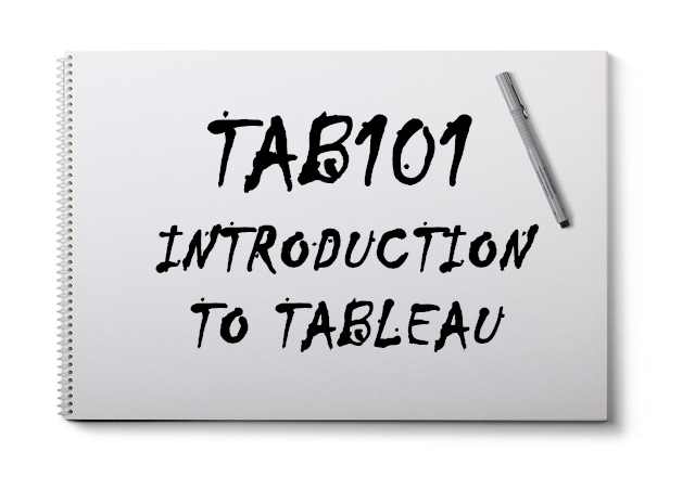 TAB101 / Introduction to Tableau - Tableau Magic