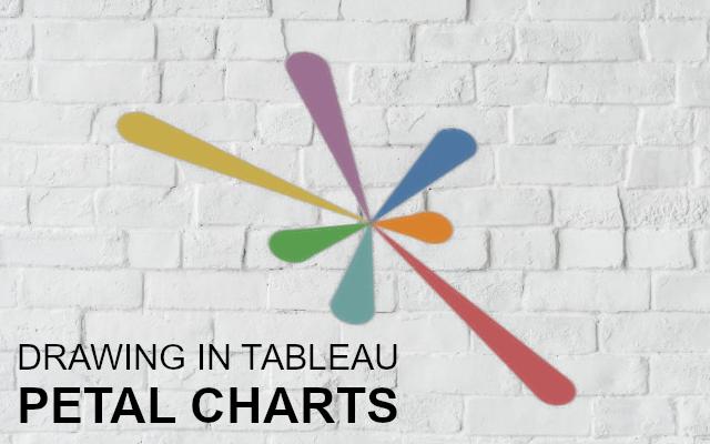 Petal Charts in Tableau - Tableau Magic