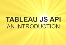 Creating a Tableau Extension / Part Four - Tableau Magic