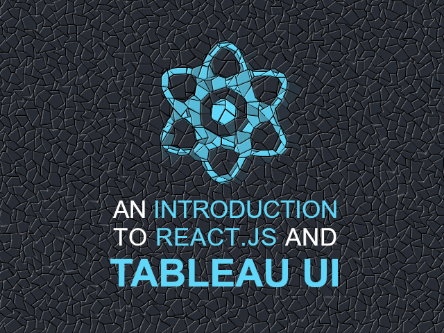Tableau UI / An Introduction - Tableau Magic