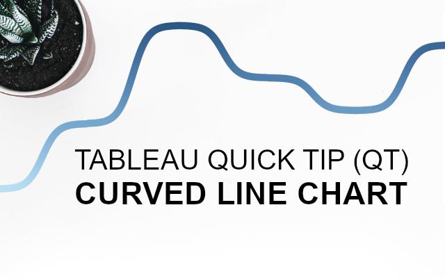 Tableau QT: Curved Lines - Tableau Magic