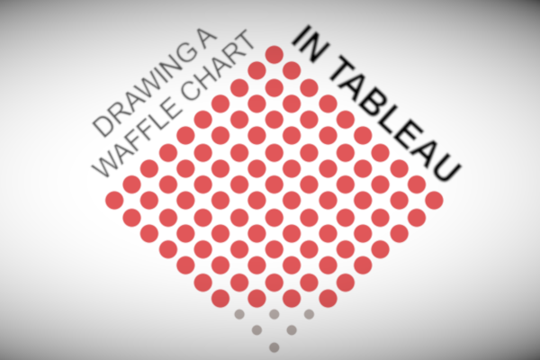 Waffle Charts in Tableau - Tableau Magic