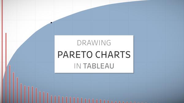 Drawing Pareto Charts in Tableau - Tableau Magic