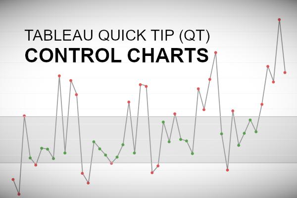 Tableau QT: Control Charts - Tableau Magic