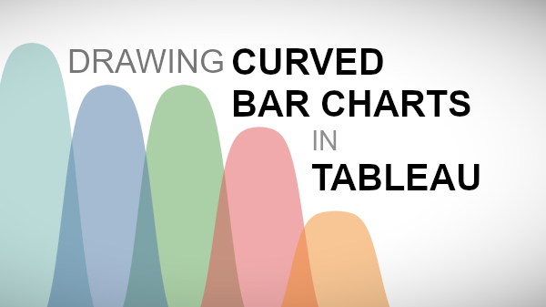 Drawing Curved Bar Charts in Tableau - Tableau Magic